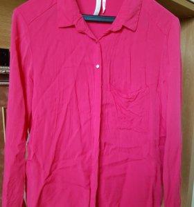 Блуза-рубашка М