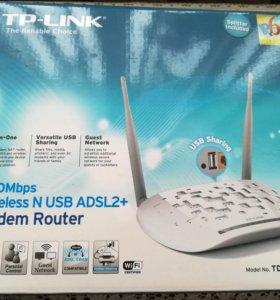 Adsl модем TP-Link w8968