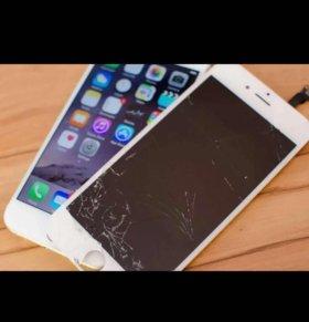Ремонт iPhone 5 6 6+ 6 s 7 ремонт айфона