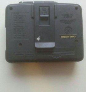 Аудио плеер кассетный