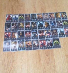 Карты Mortal Kombat