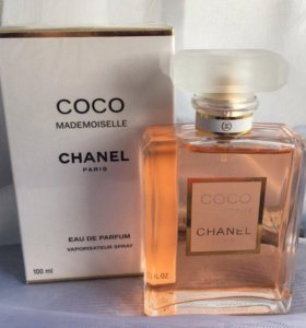 Coco Mademoiselle Chanel😛😛
