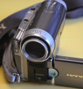 Видеокамера SONI dcr-hc 90e