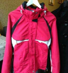 Горнолыжная куртка EVF