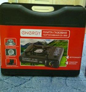 Плита газовая портативная ENERGY GS-300