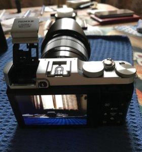 Fujifilm X-M1+oб'ектив 16-50мм