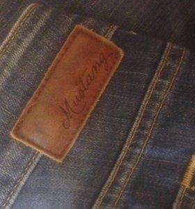 Настоящие джинсы MUSTANG