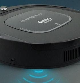 Робот-пылесос Genio Deluxe 370 (моющий)