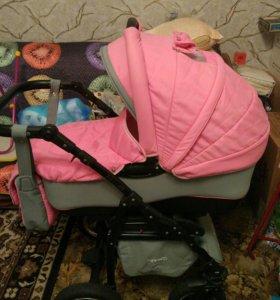 Детская коляска Adamex Nitro 2в1