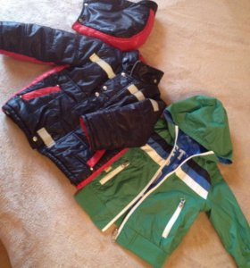 Курточки2-3года