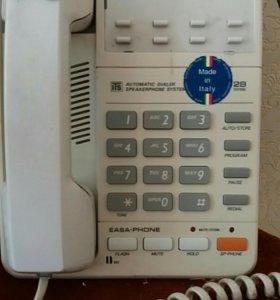 Телефон проводной.