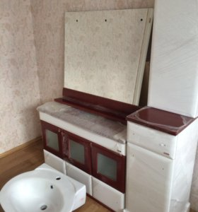 """Мебель для ванных комнат """" sanflor """""""