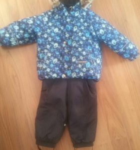 Зимний костюм Кerry,куртка и полукомбинезон