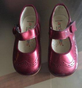 Туфли детские andanines