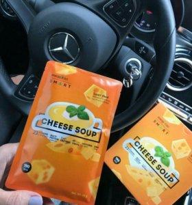 Нежнейший сырный суп Energy Diet Smart