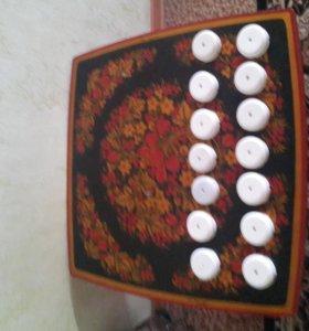 Коробка соединительная круглая КС-4