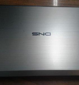 Мощный ноутбук DNS 17 дюймов