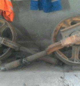 Направляющие колеса