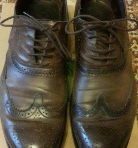 Туфли кожаные Daimoni