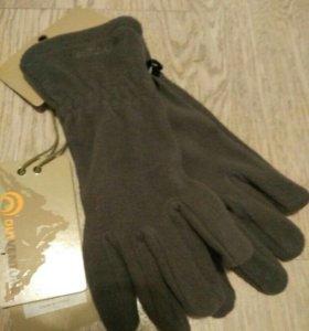 Перчатки флисовые новые