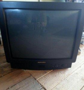 Телевизор Рекорд 500р
