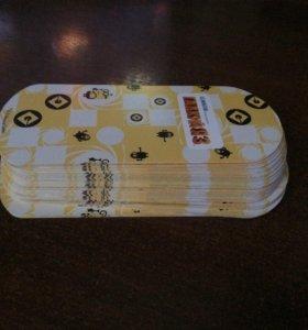 Карточки из магнита