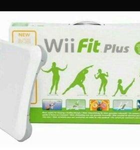 Комплект Wii Fit Plus