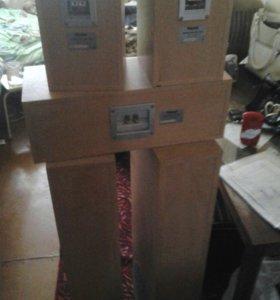 Продам акустическую систему магнат 990 сет