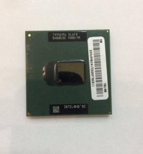 Процессор SL6F8