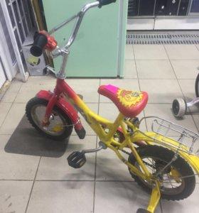 Велосипед детский Tom and Jerry