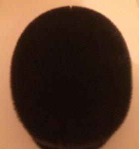 Мужская меховая шапка-кепка