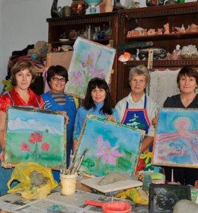 Набираю группу на курсы росписи в стиле Батик