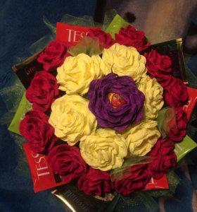 Букет цветов 🌹🌷