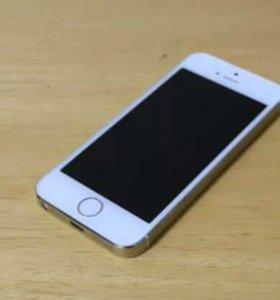 Айфон 5S на 64 Гбайта