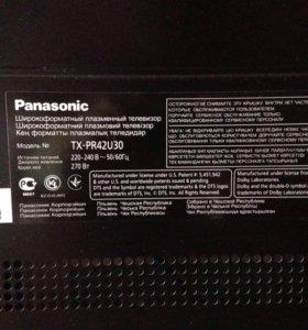 Телевизор Panasonic на запчасти