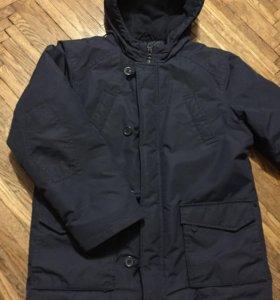Куртка демисезонная 9-10 лет