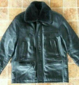 Куртка зимняя натуральная
