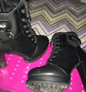 Ботильоны(ботинки)