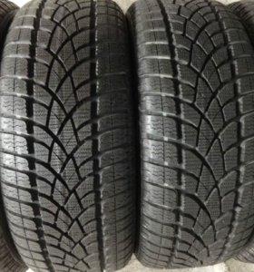 БУ 4 шт R19 235/45 Dunlop SP Winter Sport 3D
