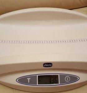 Цифровые электронные весы Baby Comfort