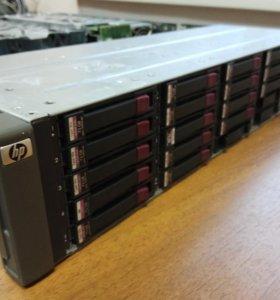 Система хранения HP StorageWorks MSA70 Array