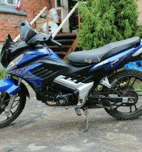 Продается мотоцикл Racer RC130CF Viper