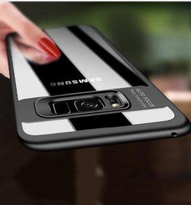 Samsung S 8 Чехол черный