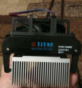 Titan cpu cooler socket 478