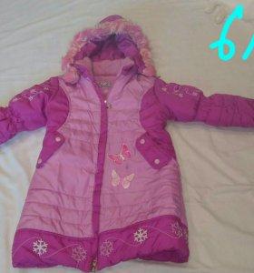 Пальто - куртка