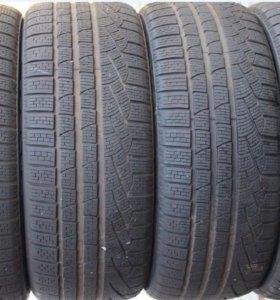 БУ 4 шт R16 225/55 Pirelli Winter 210 Sottozero 2