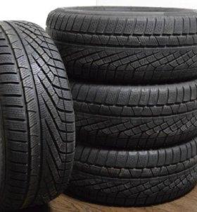 БУ 4 шт R17 225/45 Pirelli Winter 210 Sottozero