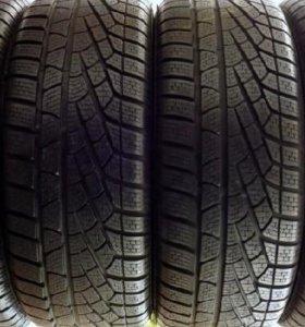 БУ 4 шт R16 215/65 Pirelli Winter 210 Sottozero