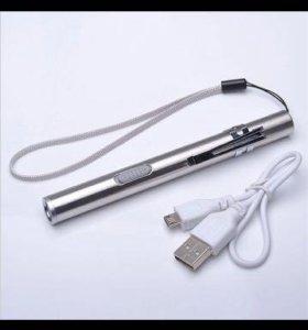 Фонарик USB