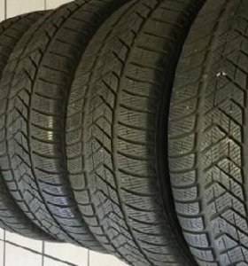 БУ 4 шт R16 215/65 Pirelli Scorpion Winter